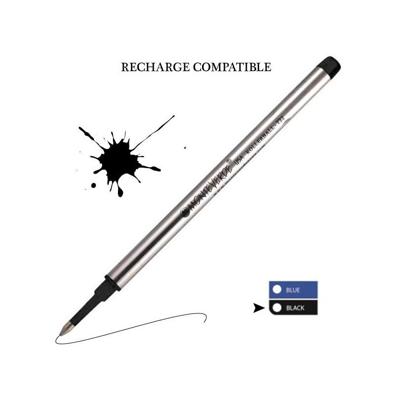 stylo dupont bleu