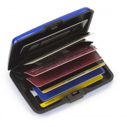 Porte cartes - plastique...