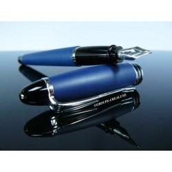 Aurora - stylo plume - Ipsilon satin