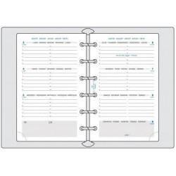 Recharge Agenda - Exatime 14 - 14212E