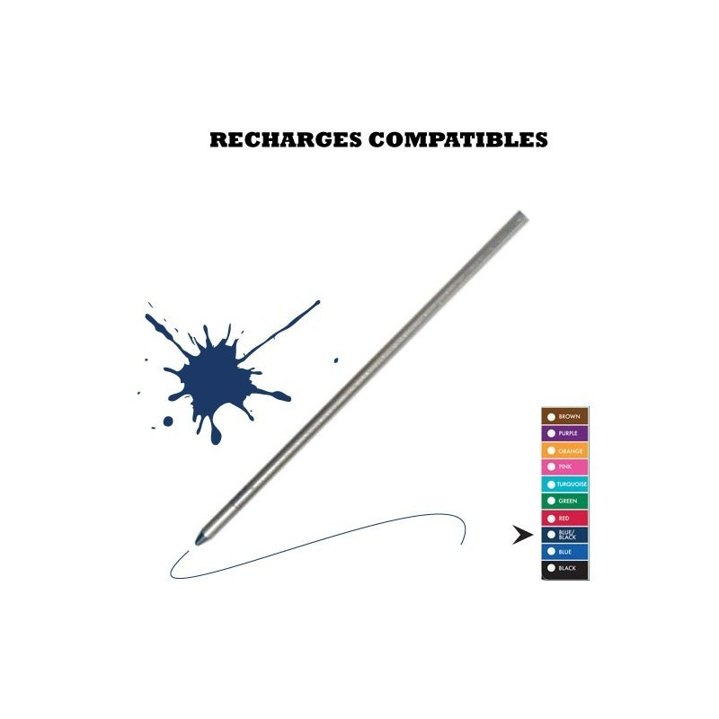 Monteverde - recharge mini international - stylo bille