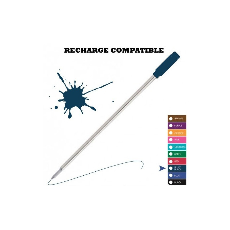 Monteverde - recharge compatible Cross - stylo bille