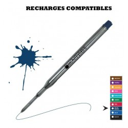 Monteverde - recharge compatible Sheaffer - stylo bille