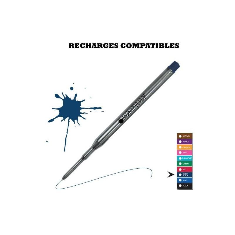 Monteverde - recharge compatible Sheaffer - stylo bille